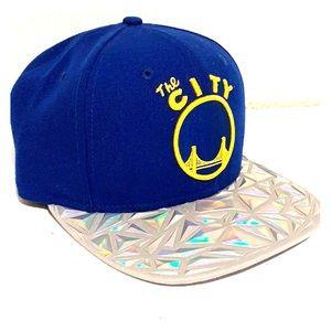 The City Warriors  SnapBack Hat!!!!